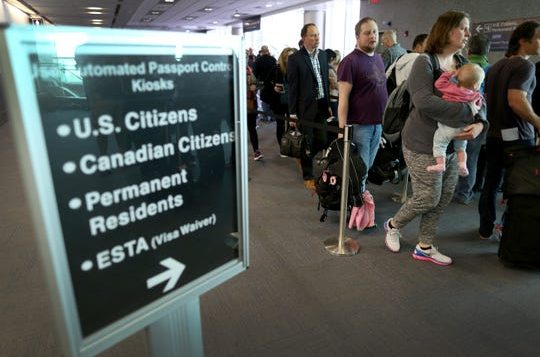 U.S. Customs System is Back Online After Massive Failure