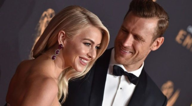 Julianne Hough's Husband Taking 'Journey' to 'Explore' His Sexuality